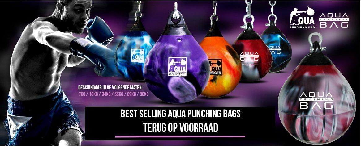 Aqua Training Bags boksballen