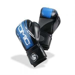 Bytomic Axis Boks/Kickbokshandschoenen Zwart/Blauw