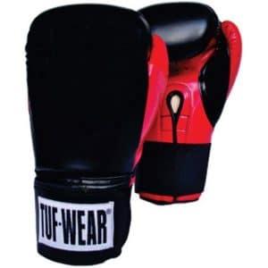 tuf wear staande bokszak bokshandschoenen