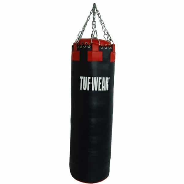 TUF Wear lederen bokszak drb martial arts staandebokszakken