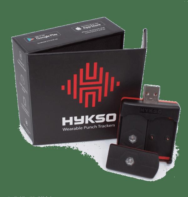 Hykso tracker DRB Martial Arts