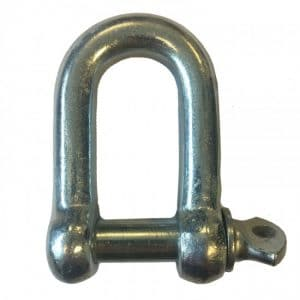 Water bokszak d-ring