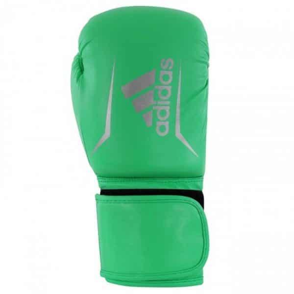 adidas Speed 50 (Kick)Bokshandschoenen groen met Zilver