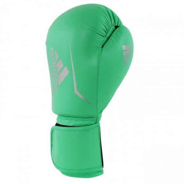 adidas Speed 50 (Kick)Bokshandschoenen groen/Zilver