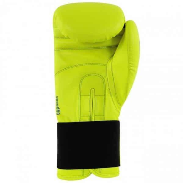 Adidas Speed 50kickbokshandschoenen geel blauw
